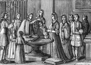 Récit pour illustrer le sacrement du baptême