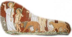 histoire à regarder - Sainte Blandine et les lions