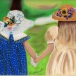 Histoire d'une dispute entre deux amis ; le pardon et le sacrement de communion