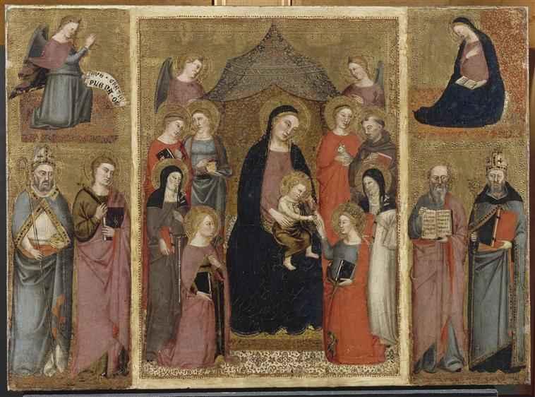 Récit pour le KT - Sainte Catherine d'Alexandrie et son mariage