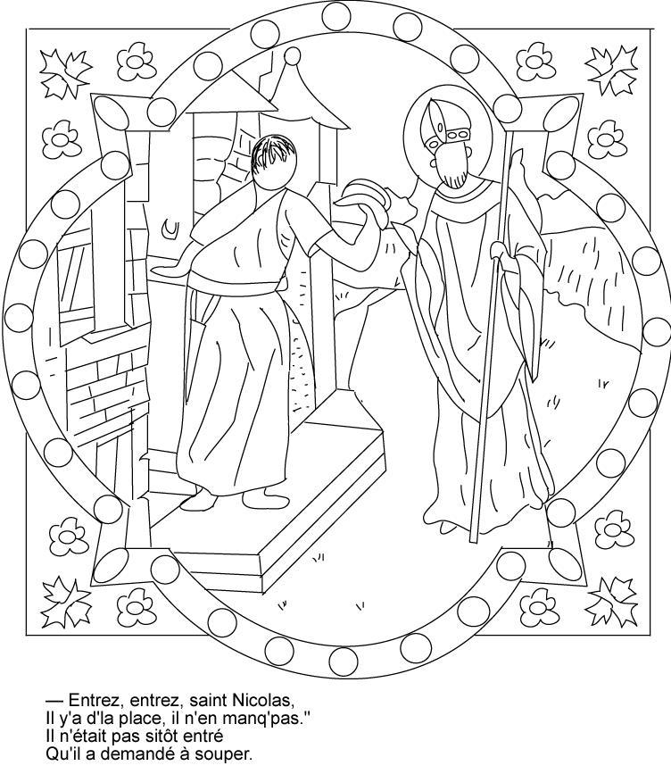 La Legende De Saint Nicolas Et Maintenant Une Histoire