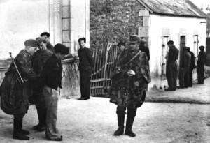 Catéchèse - courage, pardon et sacrifice - Arrestation de résistant