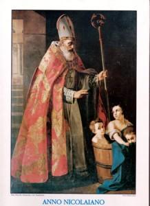 Récit pour les momes - Légende de Saint Nicolas