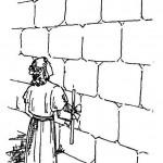 catéchèse eucharistique - préparation à la première communion - le mur de sucre