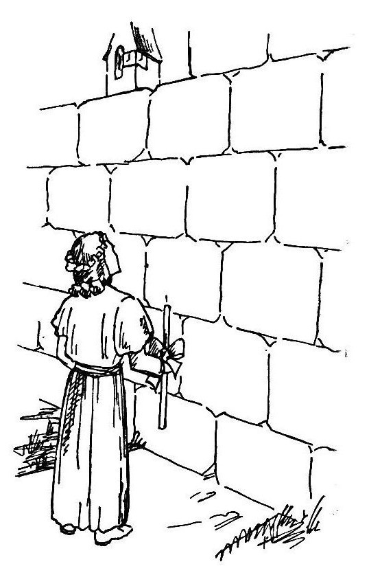 Le mur de sucre et maintenant une histoire for Dessin geometrique sur mur