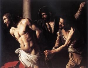 Sacrifice pour souffrir avec le Christ - Le Christ à la colonne