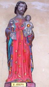 lecture en ligne - saint Joseph statue