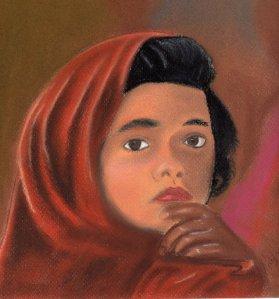 La Belle histoire de Jésus - jeune fille