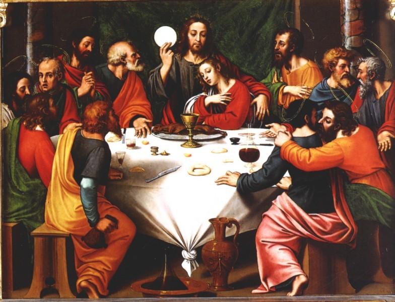 Belles histoires pour la première communion - Juan de Joanes - La Cene