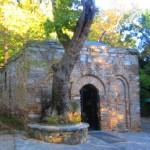 Passion du Christ - La maison de la Sainte Vierge à Ephèse