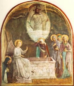 Récit pour les enfants à lire, raconter, télécharger - La Résurrection par Fra Angelico