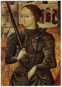 Histoire des saints pour les enfants - Sainte Jeanne d'Arc