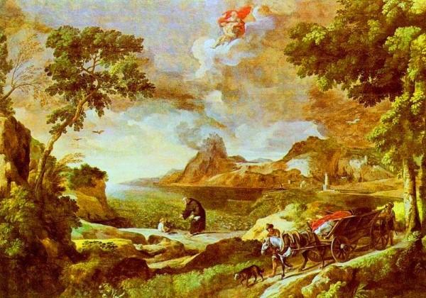 La Sainte Trinité expliquée au catéchisme - Gaspard Dughet - St Augustin et le Mystère de la Trinité