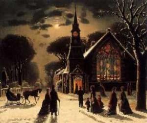 noel - église
