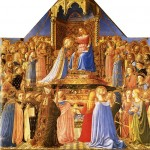 Fra Angelico - Le Couronnement de la Vierge - 1432