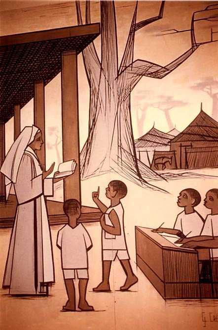 Soeurs mission Senegal