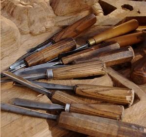 Rpartage rp ouvert l 39 imaginarium - Outils pour sculpter le bois ...