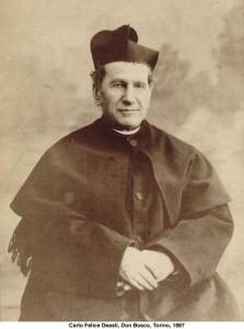 Histoire pour le KT - Saint Jean Bosco