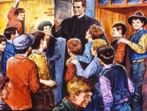 Récit pour le kt - Don Bosco au milieu des jeunes