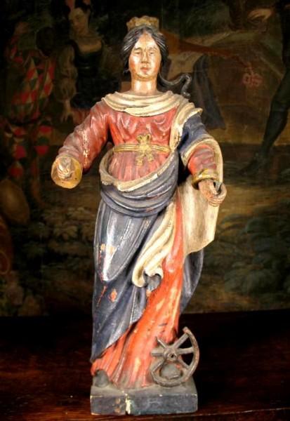 Histoire pour la catéchèse des adolescents - Chapeau de la Sainte Catherine