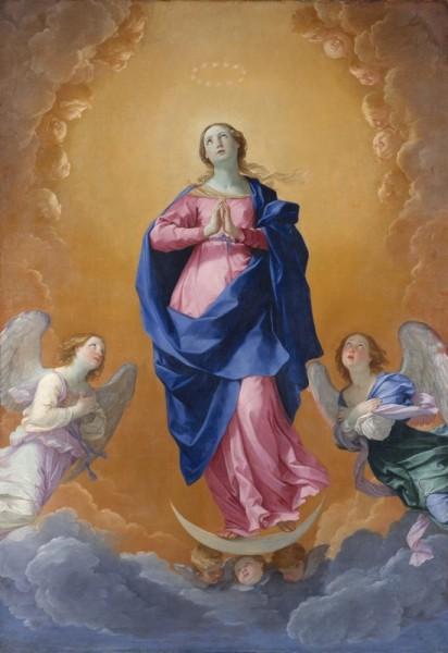 L'Immaculée-Conception, par Le Guide (Guido Reni) (1627)