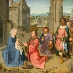 Epiphanie : Adoration des mages - Gérard David