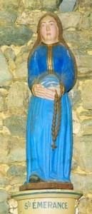 Martyrs de sainte Emerance ou Emerancienne