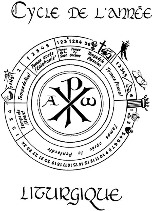 cycle liturgique traditionnel pour les enfants