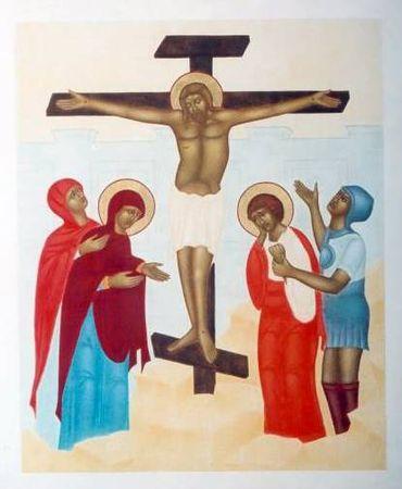 Jésus meurt sur la Croix - méditations sur la Passion du Christ pour les enfants