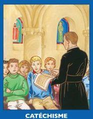 Catéchisme, préparation à la première communion des enfants