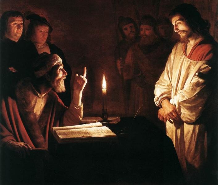 Histoire pour illustrer le huitième commandement : Tu ne porteras pas de faux témoignage contre ton prochain.