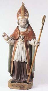 Saint Martial évêque