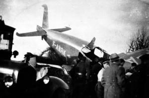 accident d-avion - Histoire à raconter aux momes