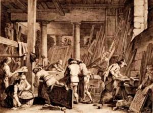 Catéchisme : récit de menuiserie pour la fête de Saint Joseph