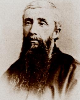 Père Albert Montiton, missionnaire