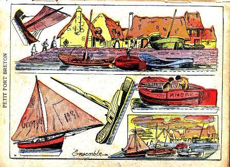Diorama Breton - Travaux manuels pour les jeunes