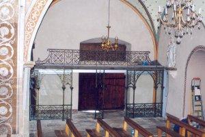 Porte de l'eglise Marvejols