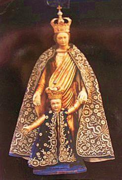 Vierge de la Carce, Vierge de la Prison