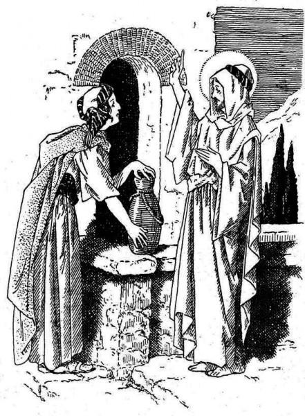Jésus nous indique le chemin du ciel par sa liturgie