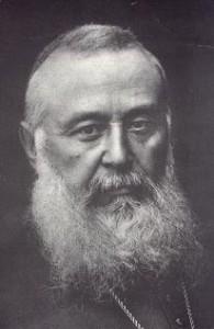Cardinal Lavigerie fondateur des Pères Blancs, missionnaires