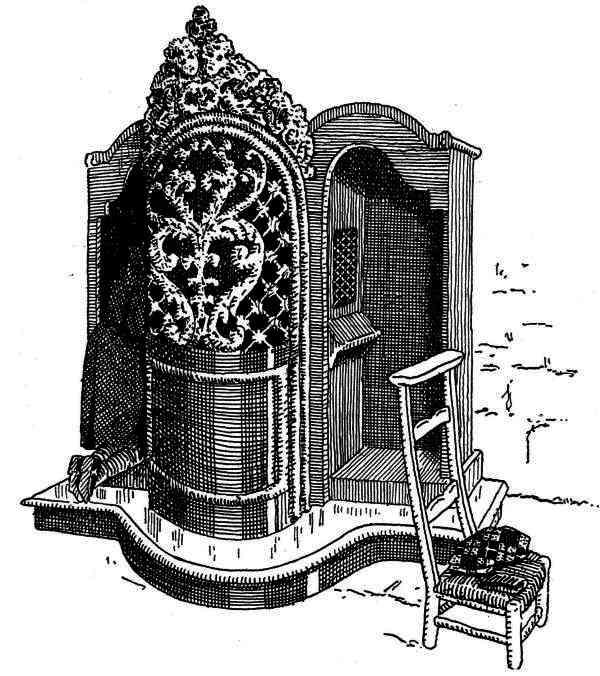 La liturgie de la confession expliquée aux jeunes
