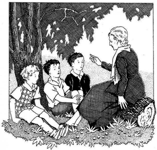 Explication du sacrement de Confirmation pour les enfants du catéchisme