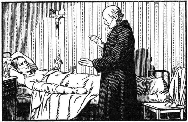 Notre-Dame du Rosaire à Pellevoisin - Miracle de guérison d'Estelle Faguette