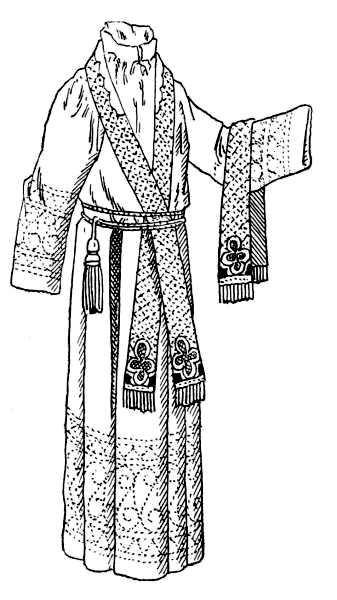 L'amict, l'aube, le cordon, le manipule, l'étole : vêtements liturgiques du prêtre