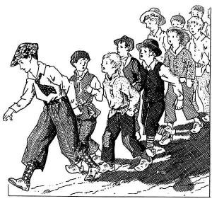Les garçons apprennent la liturgie : le sacrement de l'ordre - l'ordination