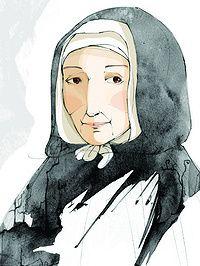 Jeanne Jugan, Mère superieur et fondatrice des soeurs des pauvres