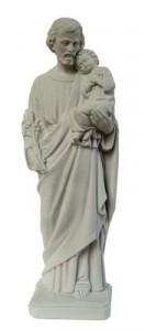 Histoire pour le catéchisme mois de mars - statue saint Joseph