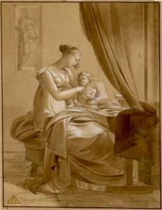 Histoire pour le catéchisme, le miracle de la guérison d'un enfant malade