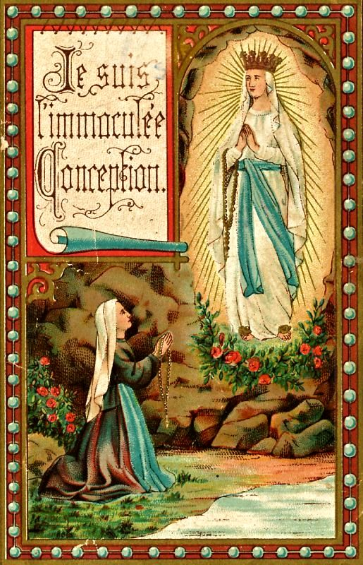 Histoire pour la catéchèse - Notre-Dame de lourdes