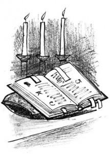 Les prières de la messe : Le missel d'autel
